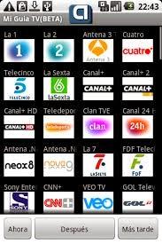PROGRAMACIÓN DE TV