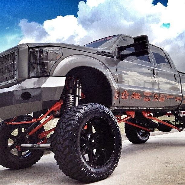 Ford Lift Kits: BulletProof Suspension Inc