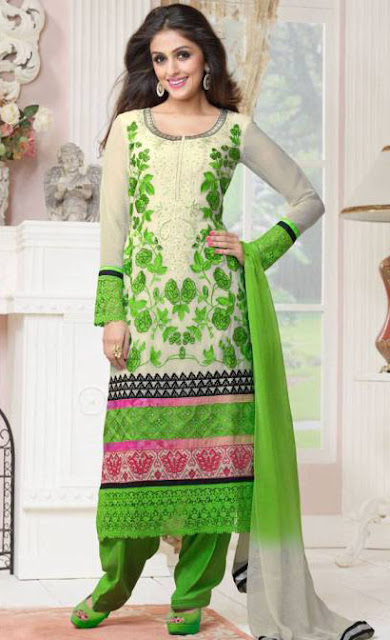 Designer New Salwar Suits Collection