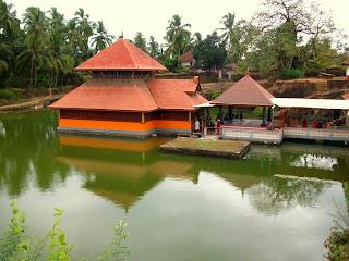 temple in kasargod kerala