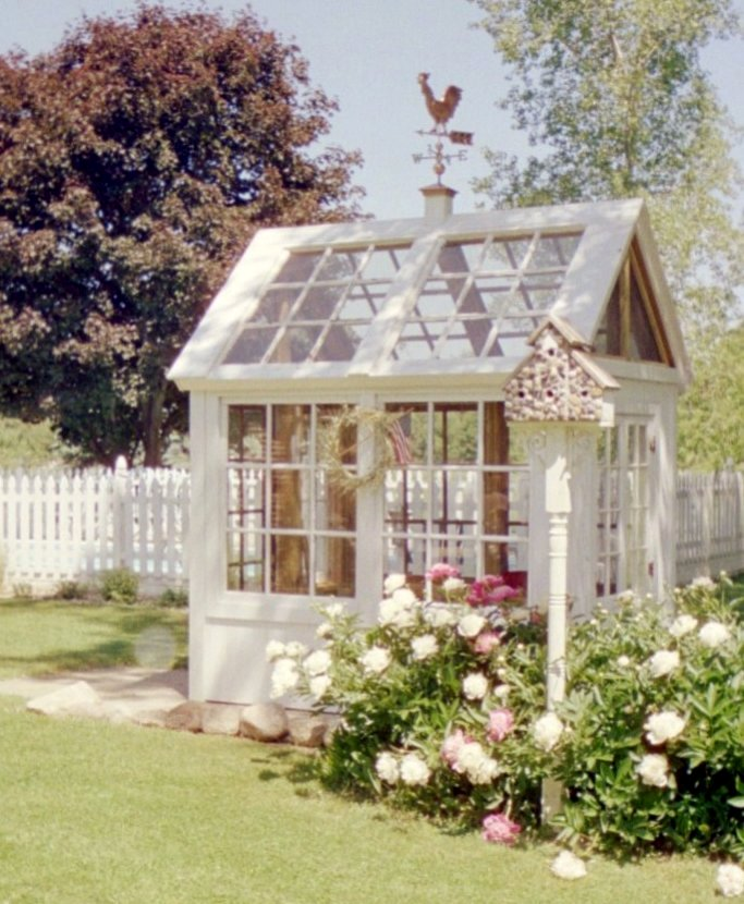 The art of up cycling diy greenhouses build a green Green house sheds