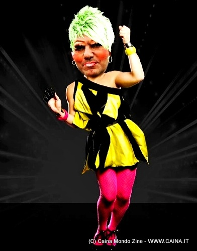 Drag Queen elezioni 2013: vendola