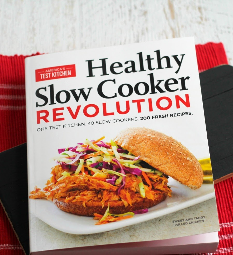 Enter to win a copy of Healthy Slow Cooker Revolution!