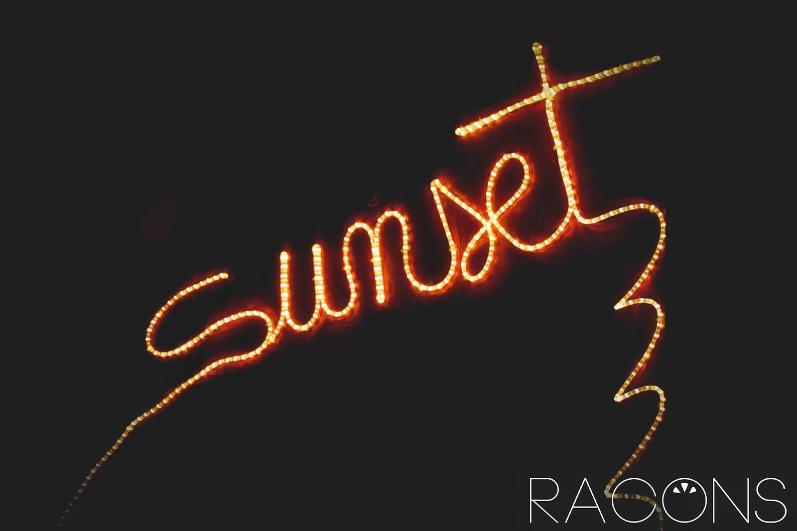 Llum sunset jazz club girona