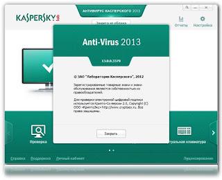 Kaspersky Anti Virus 2013 14.0.0.4651 Full Version | Ifan Blog