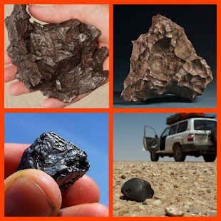 Meteorite Finds, Click To View.