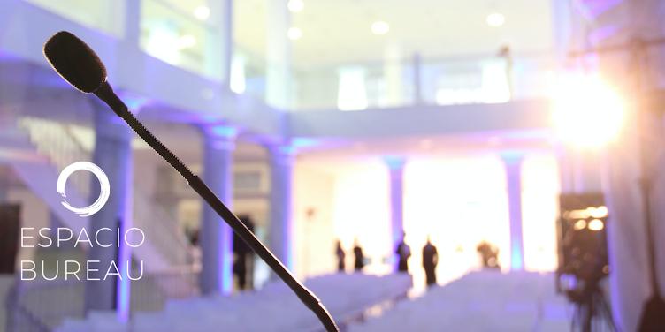 Espacios premium para eventos en Madrid - Espacio Bureau