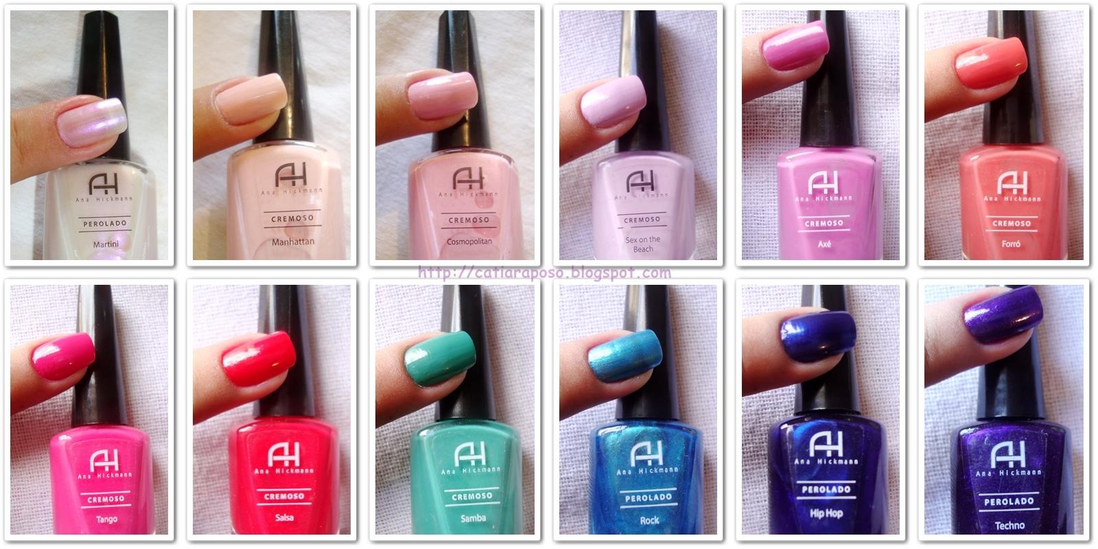 Esmaltes ana hickmann favorita manicure e pedicure esmaltes ana hickmann altavistaventures Choice Image