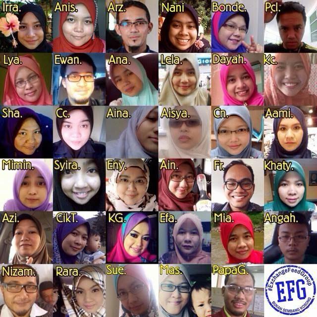 Mari Berkenalan Dengan Keluarga EFG!