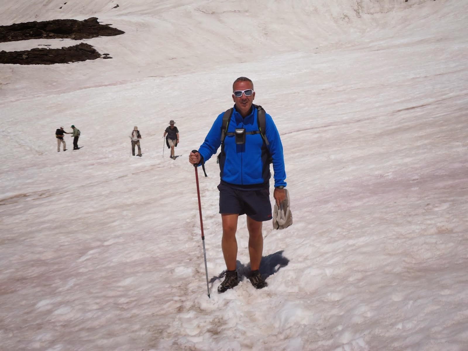 Camino del Mulhacén (Sierra Nevada, Julio 2013)