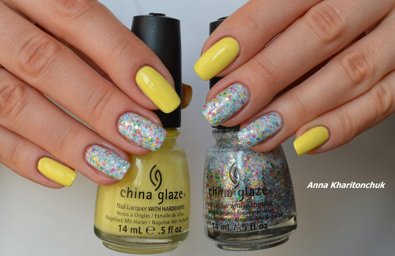 It's Tripe Is China Glaze и Lemon Fizz China Glaze