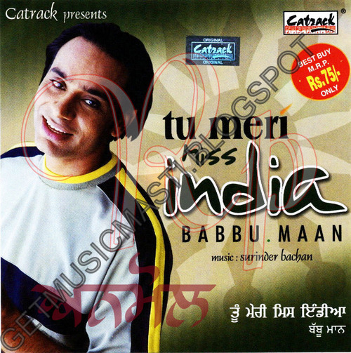 Babbu Maan All Songs Albums Single Tracks and Videos