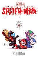 The Superior Foes of Spider-Man #1 Young Cover