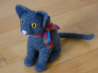 Free Crochet Patterns Cat : 2000 Free Amigurumi Patterns: Cat crochet pattern