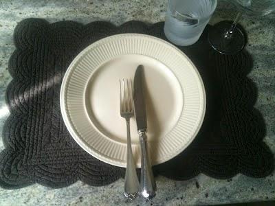 La quinta fetta di torta tavola 5 trucchi per fare buona - Posizione posate a tavola ...