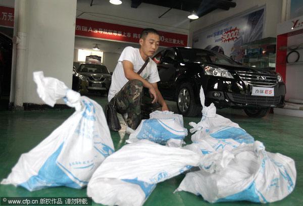 kaskus--forum.blogspot.com - Beli Mobil, Pake Uang Recehan