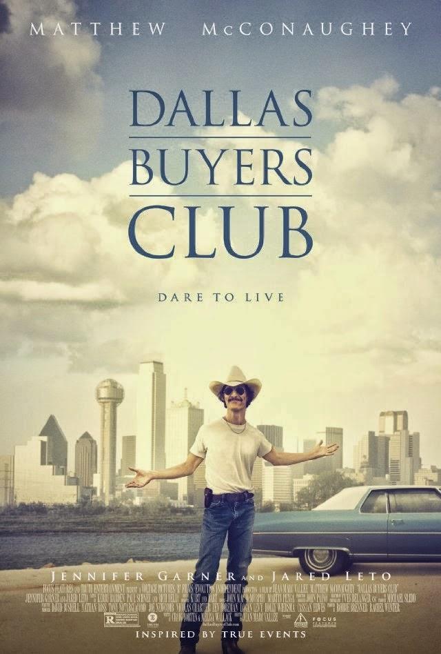 La película Dallas Buyers Club ( El club de los desahuciados )