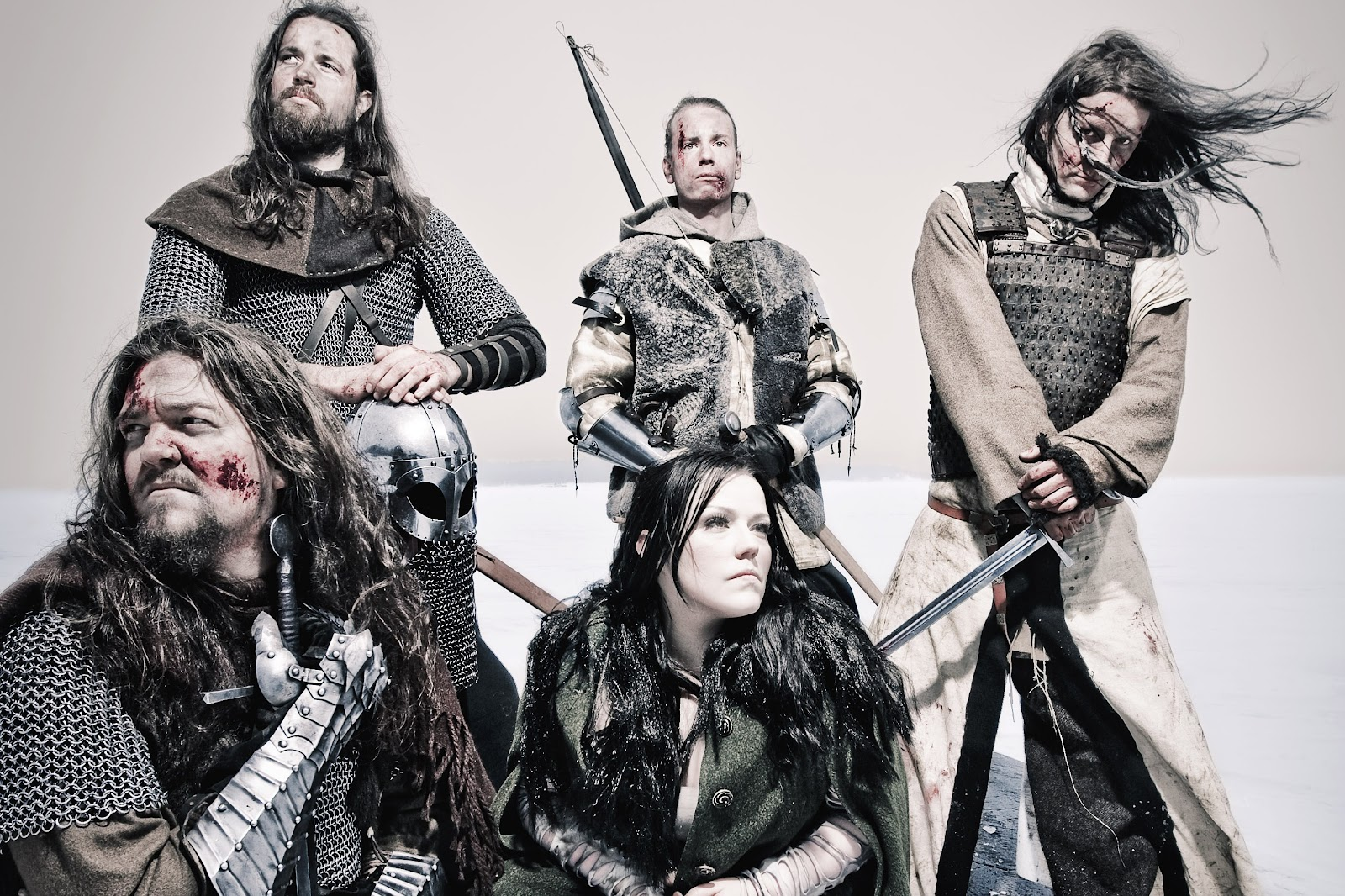 Sirens of Darkness: List of Female Metal Bands - Part 5