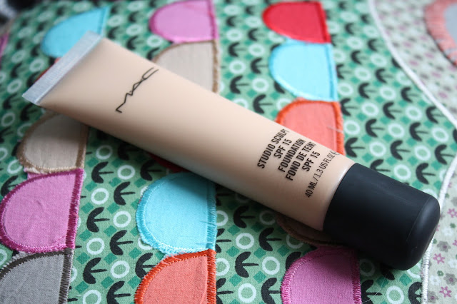 MAC Studio Sculpt Foundation Review