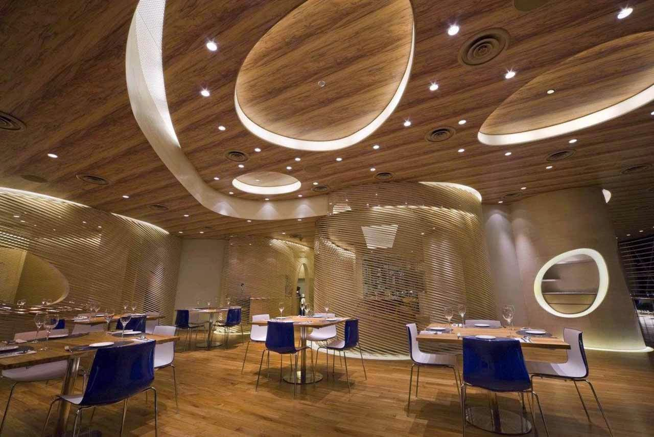 foundation dezin & decor: amazing restaurant designs.
