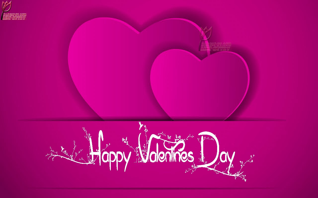 Happy-Valentines-Day-Special-Hearts-Wallpaper-Image-HD-Wide