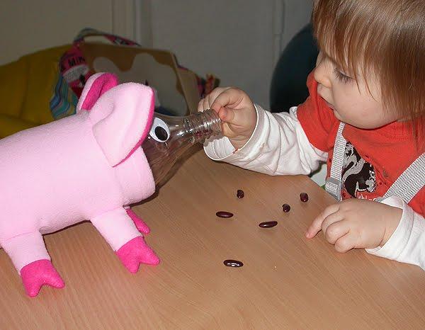 Развитие детей 1-3 лет своими руками