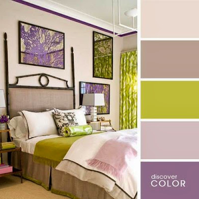 Great color combinations for interior design Interior design color palettes