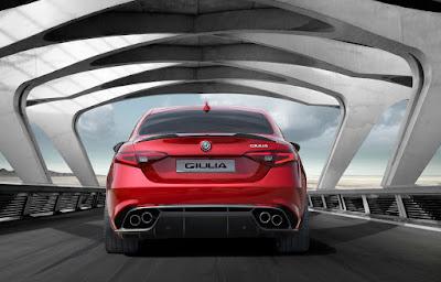A apresentação do modelo perante a imprensa internacional foi feita nas instalações do museu da Alfa Romeo em Arese, na região de Milão, na Itália.