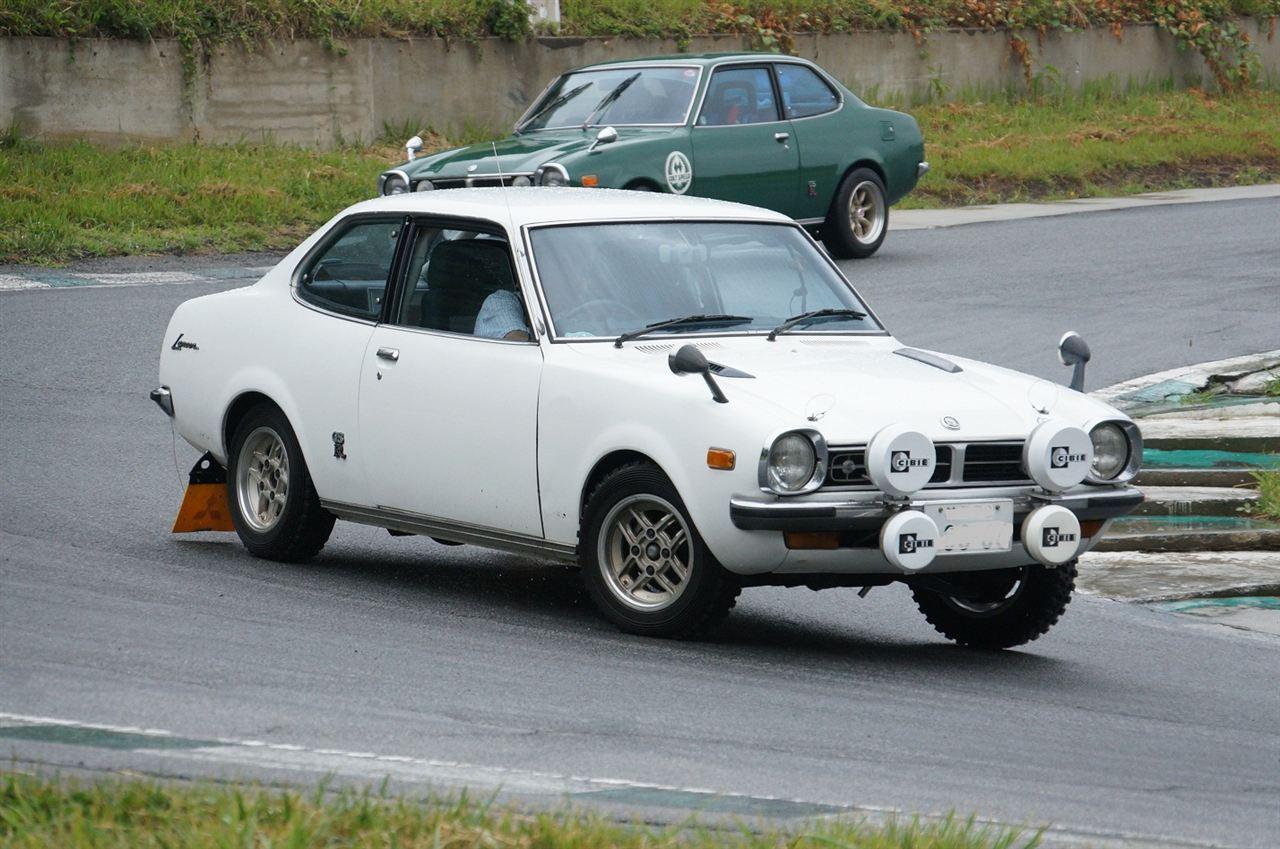 Mitsubishi Lancer I, A70, A140, stary japoński sportowy samochód, kultowy, 日本車 スポーツカー クラシックカー, wyścigi, racing