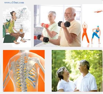 Mắc bệnh loãng xương có chữa được không ?