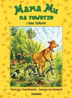 Jujja, Tomas Wieslander. Mama Mu na rowerze i inne historie.