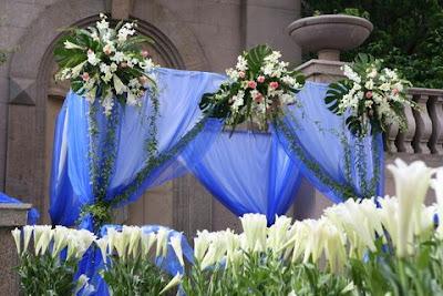 las vegas wedding decorations
