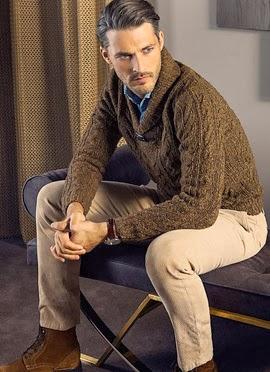 Massimo Dutti hombre otoño invierno jerseys punto