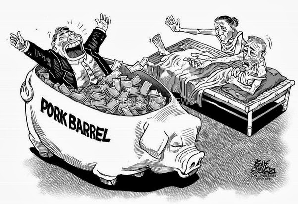 the pork barrel issue To most filipinos, the pork barrel issue eclipsed all the other big news events this 2013, not only for its national impact but also for its consequences what started as a family dispute over money has unexpectedly overturned a system of political patronage that persisted for decades, with an awakened citizenry actively scrutinizing public.