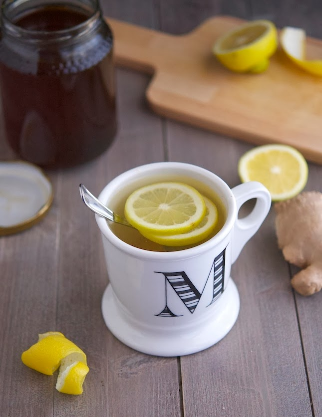 The Iron You: Exercising While Sick + Honey, Lemon & Ginger Tea