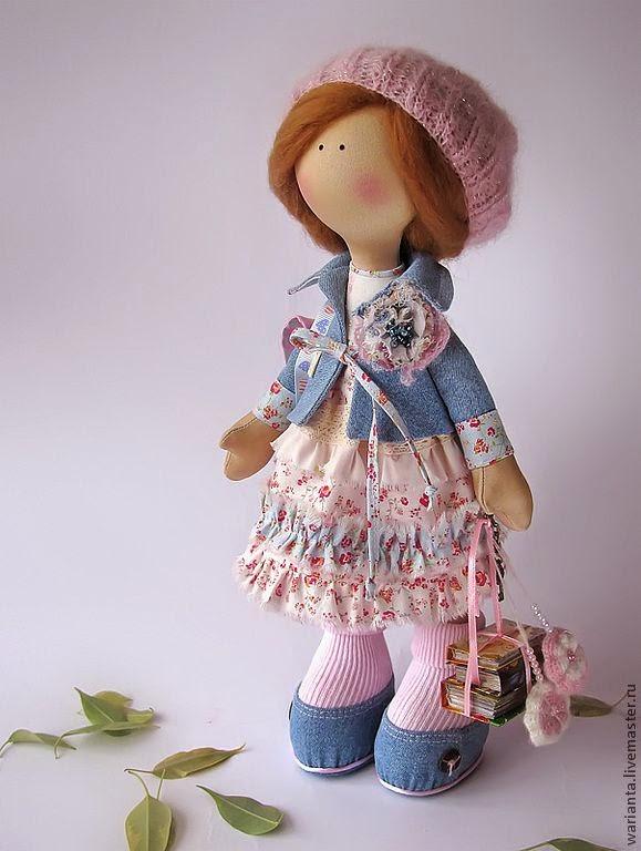 Большеножка кукла мастер класс