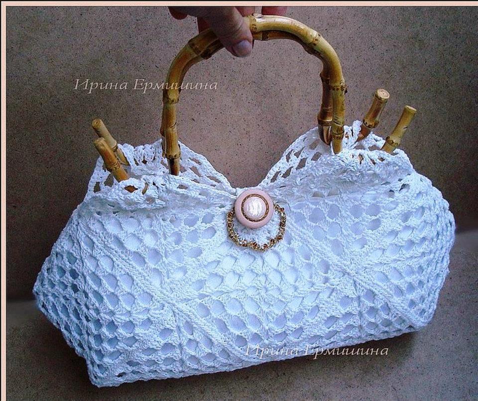 Bolsa De Croche Para Casamento : Gloriarts bijoux lindas bolsas de croche muito