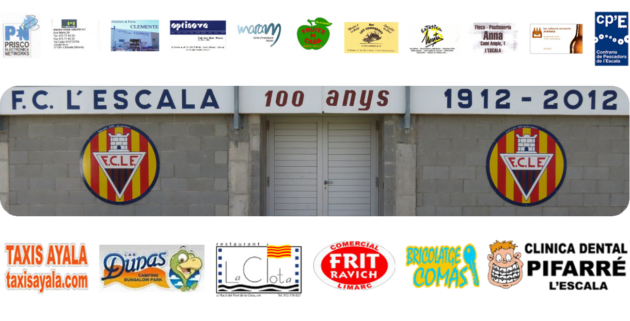 "FC L'Escala: Benjamí ""B"""