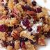 Desayuno con quinoa y canela