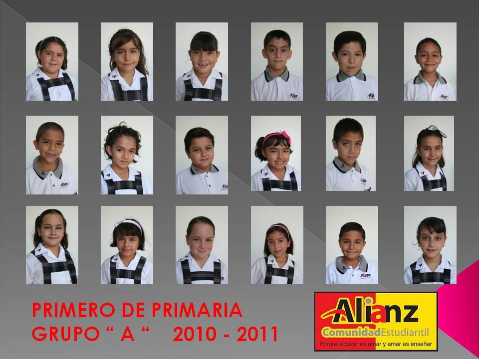 ANUARIO ALIANZ 2010 - 2011 ....