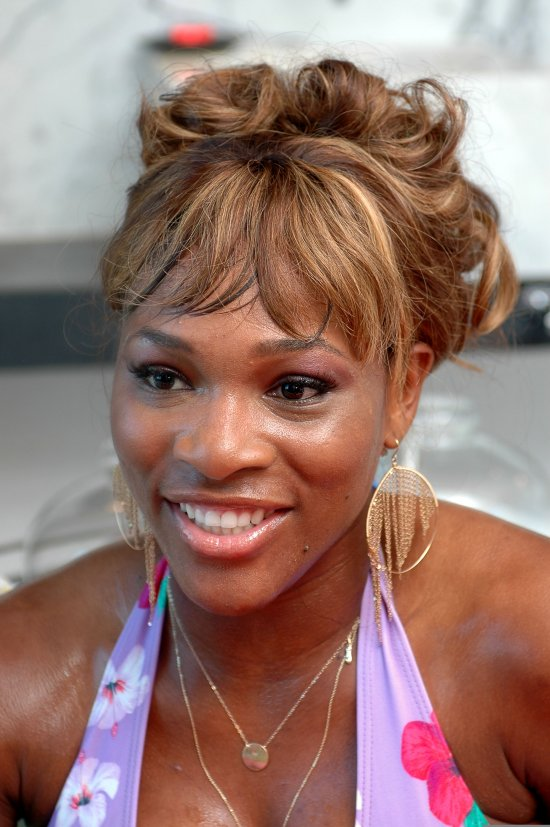Hairstyles By Decade : 2000s Worst - Serena Williams