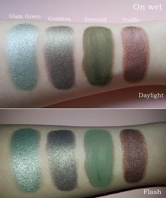 Hart Cosmetics eyeshadow review