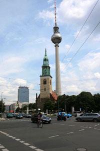 Symbolfoto: Berliner Fernsehturm