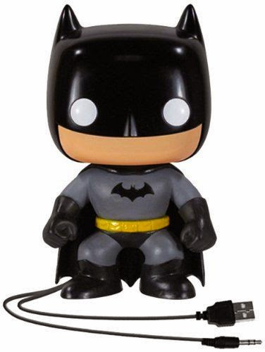 Altavoz Batman Funko Pop! glam shot