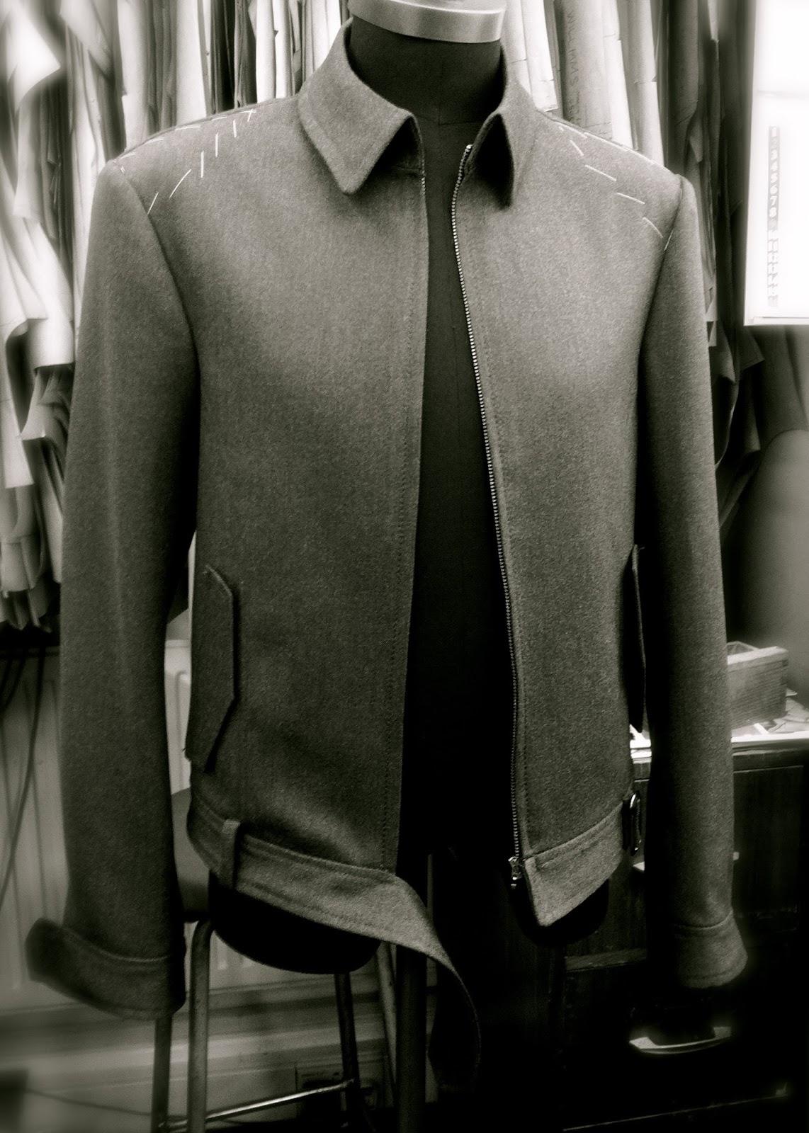 Bespoke leather jackets