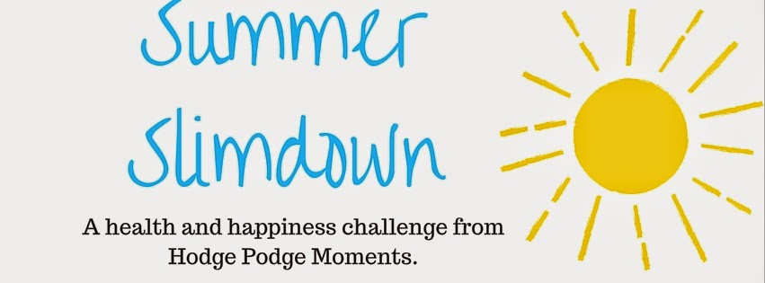 Summer Slimdown: A Health and Happiness Challenge