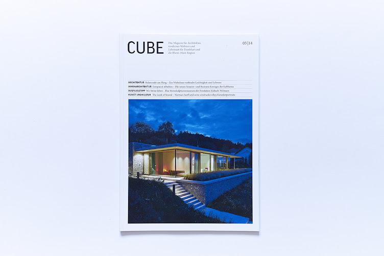 Cube Magazin Frankfurt 3/14 Titel