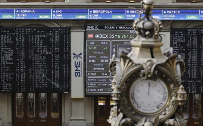 Los consejeros de los bancos del ibex ganaron 325 millones for Localizador oficinas santander