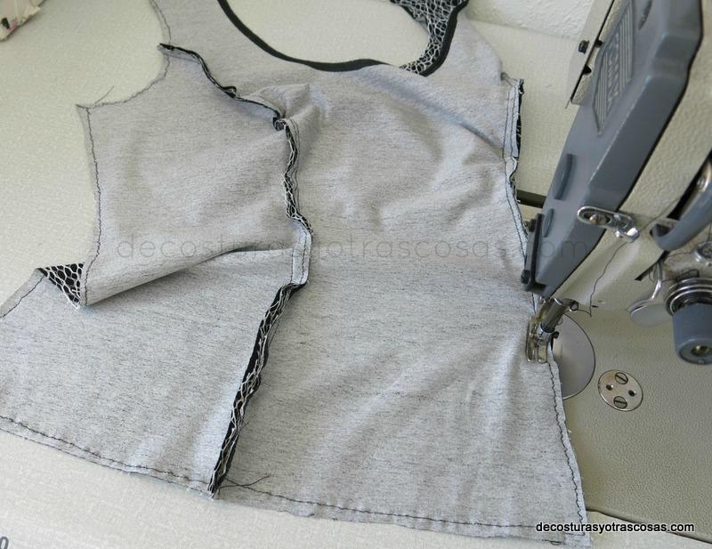 coser costadillos delanteros