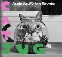 Portada del single Cat Jug de Acute Equilibrium Disorder (2004)
